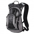 Roswheel Outdoor Cycling Multifunction 2.0L Water Bag Backpack - Black + Grey