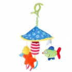 Lokyee Marine Animal Game Frame for Baby Hammock - Multicolored