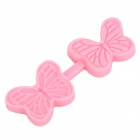 Butterfly Style DIY Silicone Cake Mold - Pink