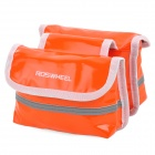 Roswheel Bike Bicycle Front Tube Bag - Orange