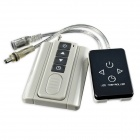 OGX-STRB-Wireless Remote Touch LED Dimmer Controller for LED Light Stripe - Black + Silver