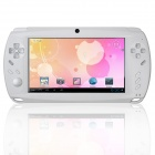 "RuiQ BM-C7001 7"" Capacitive Android 4.0 PSP Tablet PC w/ 512MB RAM, 8GB ROM, HDMI, Dual Cams - White"