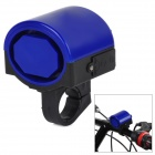 Coolchange Bicycle Electronic Bell - Blue + Black (2 x AAA)