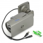 Bessky BE-IVC42S Waterproof 1/4 CCD 420 Lines Surveillance Video Camera w/ 42-IR LED - Grey
