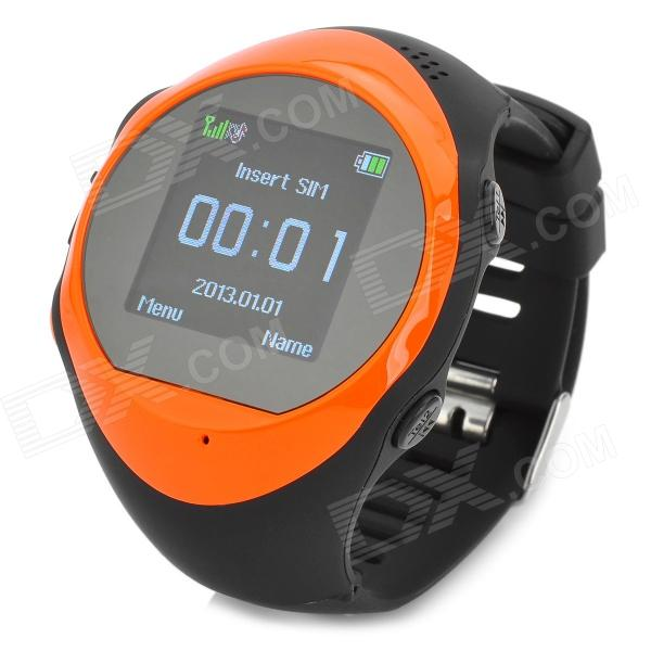 Heacent HC688 GPS Tracking Watch w/ 1.44