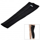 PORFIT PK303 Sports Elastic Long Knee Support Protector - Black (Size L)