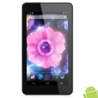 "MID ZM729 7"" Android 4.2.2 Dual Core Tablet PC w/ 512MB RAM / 4GB ROM / G-Sensor - Black"