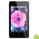 "MID ZM729 7"" Android 4.2.2 Dual Core Tablet PC w/ 512MB RAM / 4GB ROM / G-Sensor - Black + White"