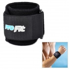 ProFit PW002 Sports Wrist Support w/ Velcro Band - Black