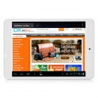"Soxi X79 7.85"" Android 4.2.2 Quad Core Tablet PC w/ 1GB RAM / 8GB ROM / HDMI - Silver + White"