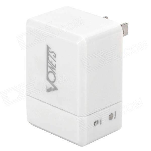 BT-VRP150 Mini 3G Wireless Router / Repetidor Wi-Fi - Branco
