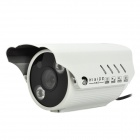 HST HST-HC136DRZ CMOS HD IP Camera w/ 2-IR LED - Silver
