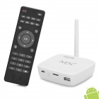 DITTER U21 Dual-Core Android 4.1 Mini PC Google TV Player w/ 1GB RAM / 4GB ROM / AV / RJ45 / EU Plug