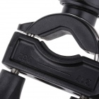 M1 Y Style & Four Ports Universal Motorcycle Bicycle Holder Base for Cell Phone / GPS - Black