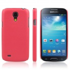 ENKAY Protective Plastic Back Case Cover for Samsung Galaxy S4 Mini / i9190 - Red