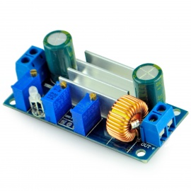 Buck Constant voltage Constant Current Module - Blue (DC-DC / 5A)