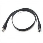 ULT-unite ZJX-09 USB 3.0 Male to Female High-Speed Extension Cable - Black (62cm)