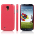 ENKAY Protective Plastic Back Case for Samsung Galaxy S4 / i9500 - Red