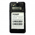 "POMP W99A Quad-Core Android 4.2 WCDMA Smart Phone w/ 5.0"" IPS, Wi-Fi, GPS,Dual-SIM - Black"