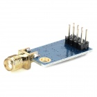 E01-ML01DP3 Long Distance nRF24L01P + PA + LNA Wireless Transceiver Module - Blue + Golden