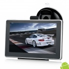 "IPU IPA532 Android 4.0 5"" MID + Capacitive Screen GPS Navigator w/ 512MB RAM, 8GB for Russia - Black"