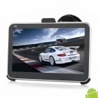 "IPU IPA712 Android 4.0 7"" MID + Capacitive Screen GPS Navigator w/ 512MB RAM, 8GB for Brazil - Black"