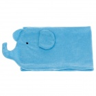 Elephant Baby's Dual-Side Umbilical Cord Protection Band - Sky Blue