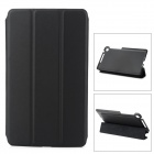 Ultrathin Protective PU Leather Case for Google Nexus 7 II - Black