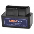 Mini Car OBDII ELM327B  V1.5a Wireless Code Reader Scanner Support Android Phone - Black