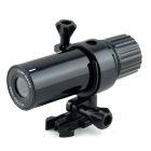 SJ212 Waterproof CMOS 12.0 MP Wide Angle 1080p HD Sports Camera w/ HDMI / TF / USB / AV Out - Black