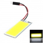 LY429 3W 97lm 36-LED White Car Reading / Indoor Light Board w/ T10 / BA9S / Festoon Connectors