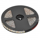 48W 2400lm 3300K 600-SMD 3528 LED Warm White Car Decoration Light Strip (12V / 5m)