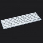 "Keyboard Protective TPU Film for MacBook Pro 13.3"" / 15.4"" / 17"" Laptops - Silver"