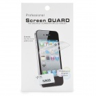 Protective Clear Screen Protector Film Guard for ZTE N909 - Transparent