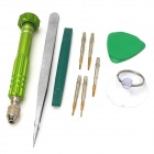 BEST BST-600 Multi-in-One Dissemble Tools Set for Iphone / Samsung / HTC / Nokia