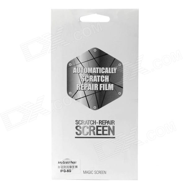 Automatically Scratch Repair Film Screen Protector Guard for Iphone 5 - Transparent protective matte frosted screen protector film guard for nokia lumia 900 transparent