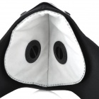 Acacia Bicycle Cycling Neoprene Half-Face Nose / Mouth Protection Mask - Black (Size XL)