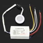 INHIDA HY-01-01 Human Body Sensor Switch - White