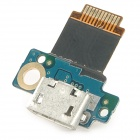 Repairing Charging Port Flex Cable for HTC G11 - Blue + Black