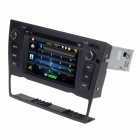 "HF 790 6.2"" Touch Screen Car DVD Player w/ GPS / Wi-Fi / Bluetooth / FM for BMW - Black"