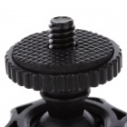 H30B Universal Motorcycle Bicycle 3M Holder Base for Automobile Data Recorder / GPS / DV - Black