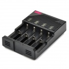 LusteFire F4 Battery Charger for 22650/18650/17670/18490/17500/17335