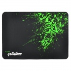 Razer Goliathus Rubber + Silk Surface Gaming Mouse Pad - Black + Green