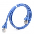 High Speed 10Gbps CAT7 RJ-45 Network / Ethernet Cable - Blue (95cm)
