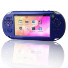 "RuiQ BM-C6000 4.3"" Android 4.0 Game Consoles Media Player w/ Wi-Fi / HDMI / TF - Blue"