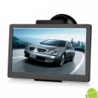 "IPU IPA785 Android 4.0 7"" MID + Capacitive Screen GPS Navigator w/ 512MB RAM, 8GB for Russia - Black"