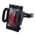 "4.3 / 5.5"" Universal M07 Motorcycle Holder Base for Cell Phone / GPS - Black"