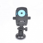 SD001 Universal Car Mount Holder w/ Suction Cup for GPS / Cell Phone - Black + Blue