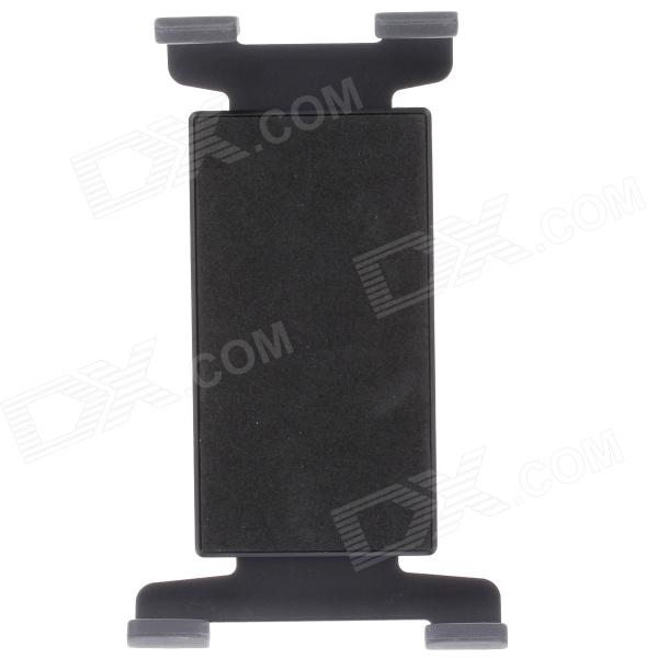 Universal Back Clip for 6.5~8.5 Mobile Phone / Navigator / Ipad - Black nite ize clip case cell phone holster black small