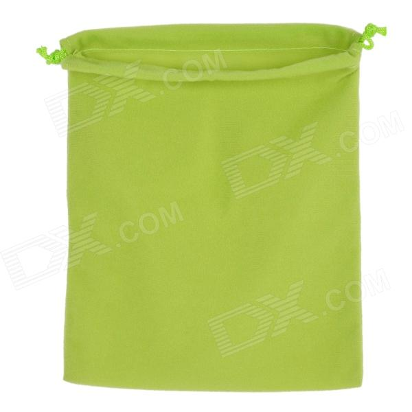 JOYTOUR JT2019 Convenient Velveteen Storage Bag - Green